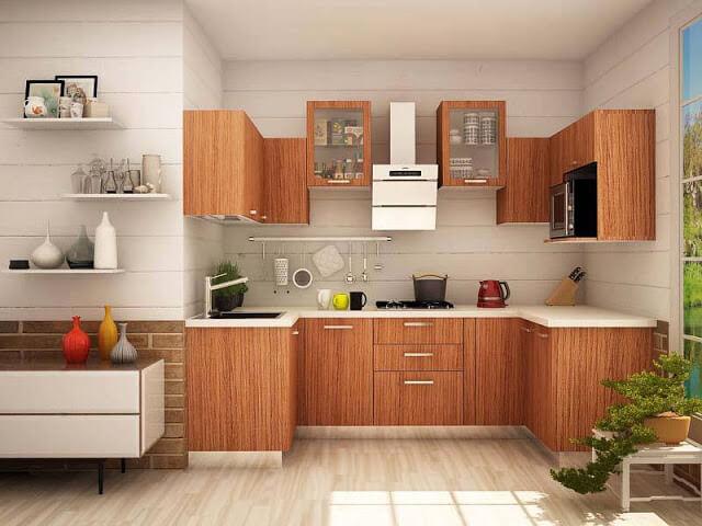 مطبخ خشب و صور افكار واشكال تصاميم المطابخ التى تناسب جميع