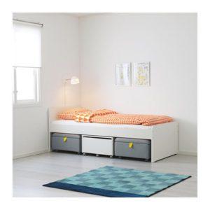 سرير اطفال من ايكيا from adwatak.com